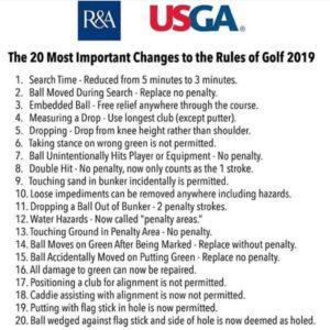 Regelendringar i 2019